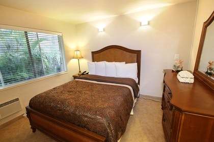   Number 1 Deluxe Two Bedroom Suite One Queen Bed One King Bed and One Sleeper Sofa   Casitas Coral Ridge