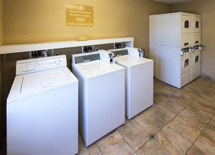 Laundry Room | Candlewood Suites Macon