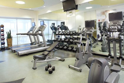 Fitness Facility | SpringHill Suites by Marriott Chicago Waukegan/Gurnee