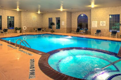 Pool | Holiday Inn Express And Suites Granbury