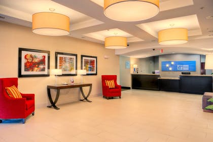 Hotel Interior | Holiday Inn Express And Suites Granbury