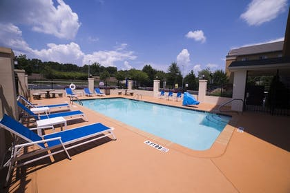 Pool | Holiday Inn Express Hotel & Suites Atlanta East - Lithonia