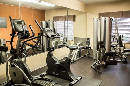 Fitness Facility | Comfort Suites