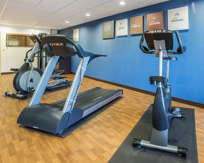 Fitness Facility | Comfort Suites Macon