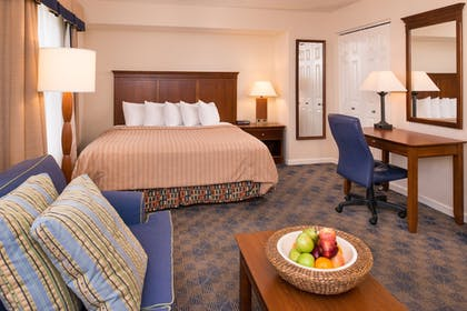 Guestroom View | Charwood Suites