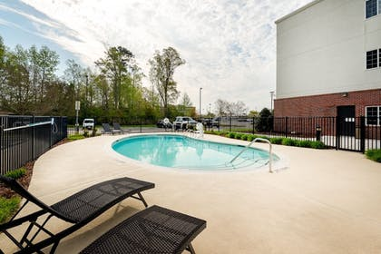 Pool | Candlewood Suites Rocky Mount