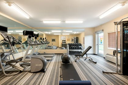 Fitness Facility | Candlewood Suites Rocky Mount