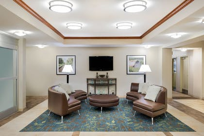 Lobby | Candlewood Suites Rocky Mount