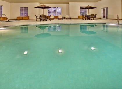 Pool | Holiday Inn Express Hotel & Suites Council Bluffs - Conv Ctr