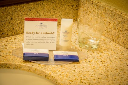 In-Room Amenity | Candlewood Suites Airport