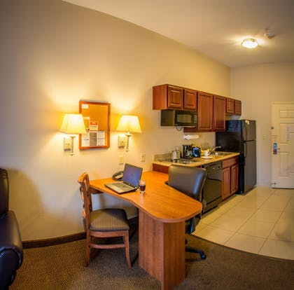 In-Room Amenity   Candlewood Suites Airport
