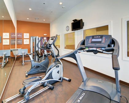 Fitness Facility   Comfort Suites