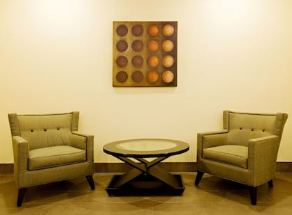Lobby | Holiday Inn Express & Suites Borger
