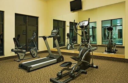 Fitness Facility | Holiday Inn Express & Suites Borger