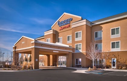 Hotel Front | Fairfield Inn & Suites by Marriott Boise Nampa
