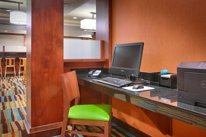 Business Center | Fairfield Inn & Suites by Marriott Boise Nampa