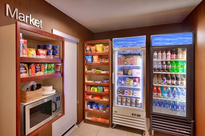Snack Bar | Fairfield Inn & Suites by Marriott Boise Nampa