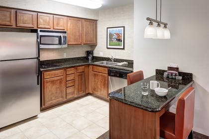 In-Room Kitchen | Residence Inn by Marriott Beaumont