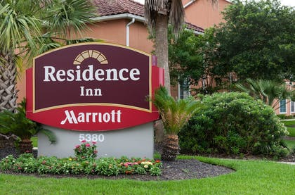 Hotel Entrance | Residence Inn by Marriott Beaumont
