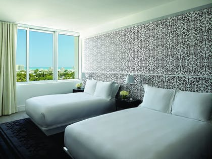 Guestroom | Mondrian South Beach