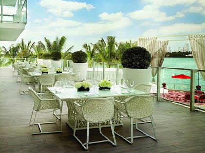 Restaurant | Mondrian South Beach