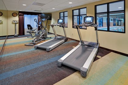 Fitness Facility | Holiday Inn Express & Suites Warminster - Horsham