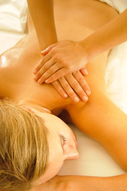 Massage | The White Mountain Hotel & Resort