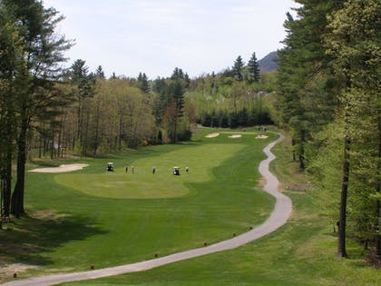 Golf | The White Mountain Hotel & Resort