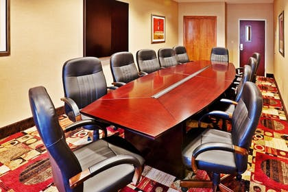 Meeting Facility   Holiday Inn Express Hotel & Suites Bartlesville