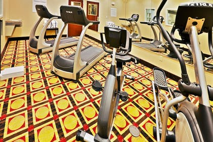 Fitness Facility   Holiday Inn Express Hotel & Suites Bartlesville