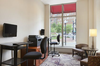 Business Center | Residence Inn Alexandria Old Town South at Carlyle