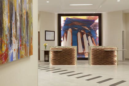 Check-in/Check-out Kiosk | Residence Inn Alexandria Old Town South at Carlyle