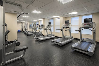 Sports Facility | Residence Inn Alexandria Old Town South at Carlyle