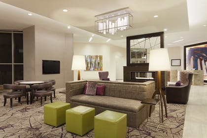 Lobby Sitting Area | Residence Inn Alexandria Old Town South at Carlyle