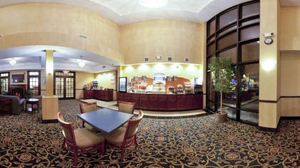 Breakfast Area   Holiday Inn Express Hotel & Suites Cleveland - Richfield