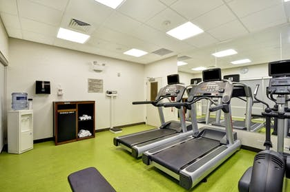 Fitness Facility | SpringHill Suites Tallahassee Central