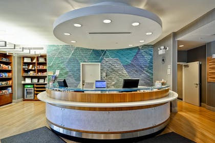 Lobby | SpringHill Suites Tallahassee Central