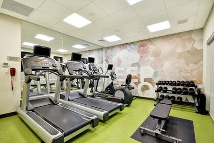 Sports Facility | SpringHill Suites Tallahassee Central