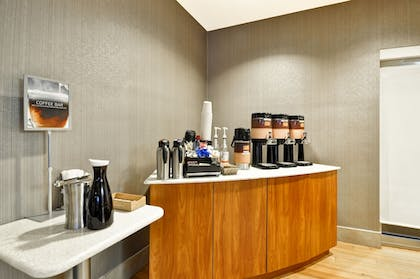 Breakfast Area | SpringHill Suites Tallahassee Central