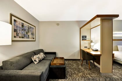 Guestroom | SpringHill Suites Tallahassee Central