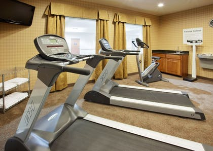 Fitness Facility | Holiday Inn Express Hotel & Suites Oroville Lake