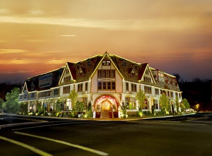 Hotel Front - Evening/Night | Grand Bohemian Asheville, Autograph Collection