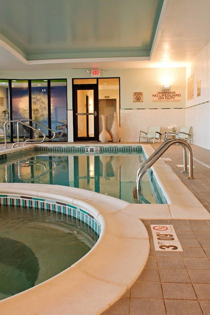 Sports Facility   SpringHill Suites by Marriott Cincinnati Airport South