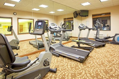 Fitness Facility | Holiday Inn Express & Suites Howell