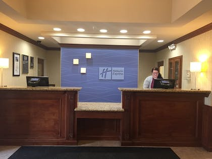 Interior | Holiday Inn Express & Suites Howell