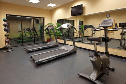 Fitness Facility | Holiday Inn Express & Suites Laplace