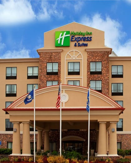 Exterior | Holiday Inn Express & Suites Laplace