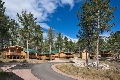 BBQ/Picnic Area | Rock Crest Lodge And Cabins
