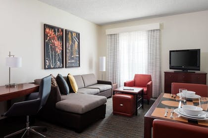 Guestroom | Residence Inn by Marriott Phoenix Desert View at Mayo Clinic