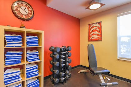 Sports Facility | Towneplace Suites by Marriott Arundel Mills